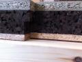 Panel sandwich corcho cubiertas Baleares, Palma de Mallorca, Ibiza, Menorca